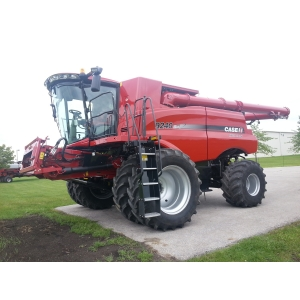 Case Axial-Flow 9240