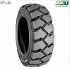 Шинокомплект 5.00-8 10PR BKT POWER TRAX HD 120A5/111A5 JS2